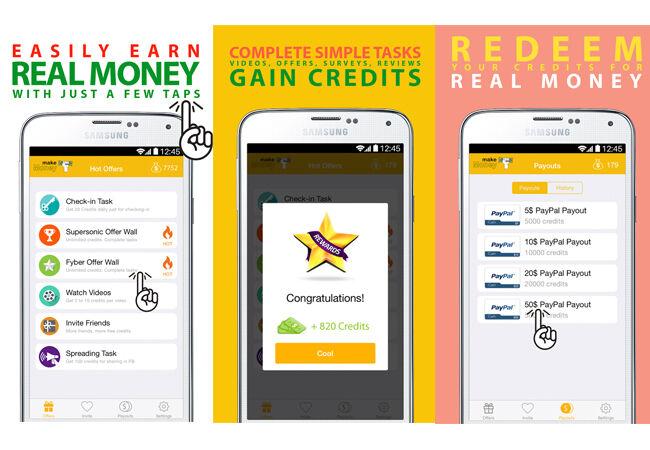 Aplikasi Android Penghasil Uang 1
