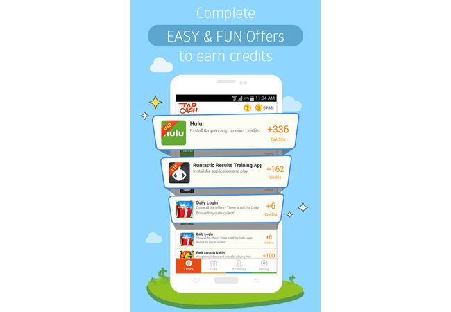 Aplikasi Android Penghasil Uang 3