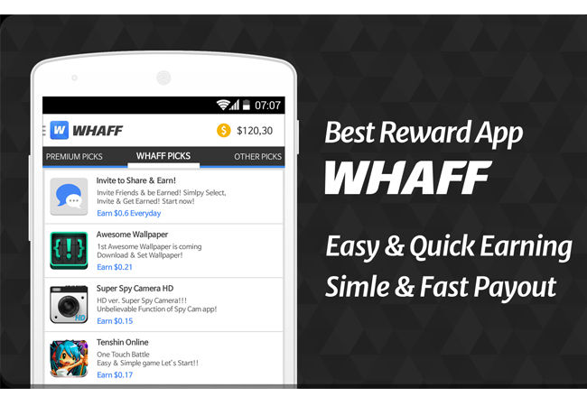 Aplikasi Android Penghasil Uang 5
