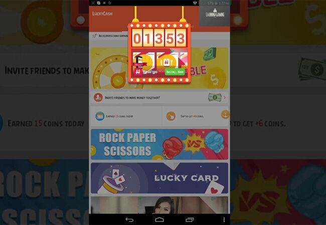 Aplikasi Android Penghasil Uang 7