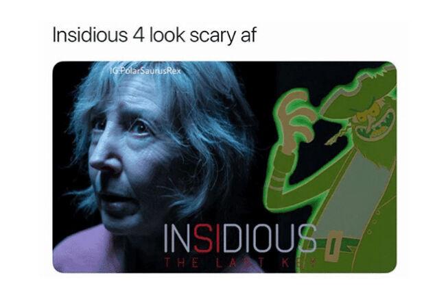Meme Insidious 1