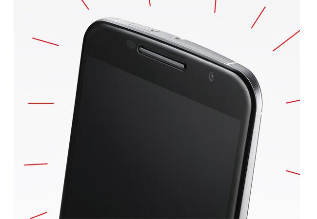 Smartphone Basah 1