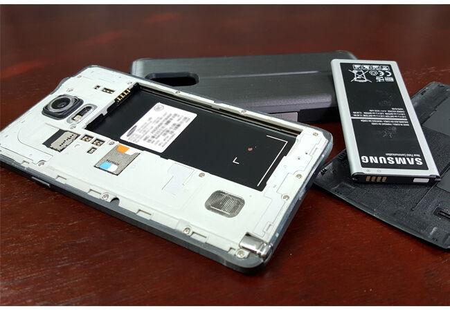 Smartphone Basah 3