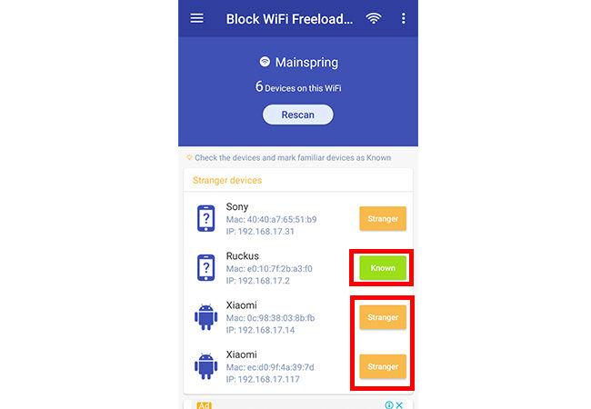 Cara Memblokir Pengguna Wifi 3