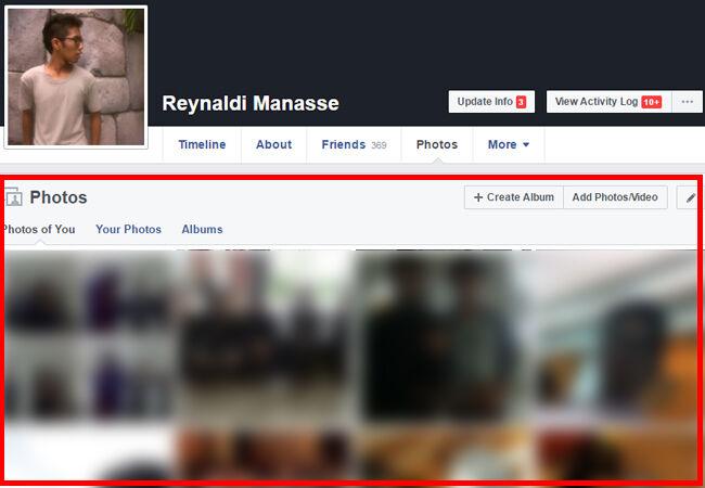 Begini Cara Menghapus Semua Foto Di Facebook Secara Permanen