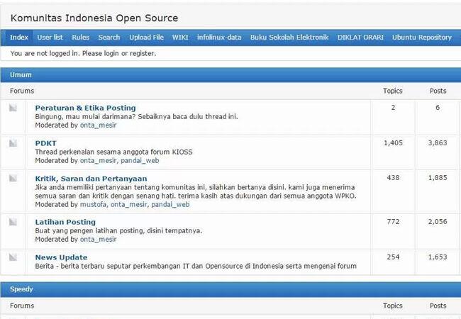 Forum Internet Terpopuler Di Indonesia 8 C3795