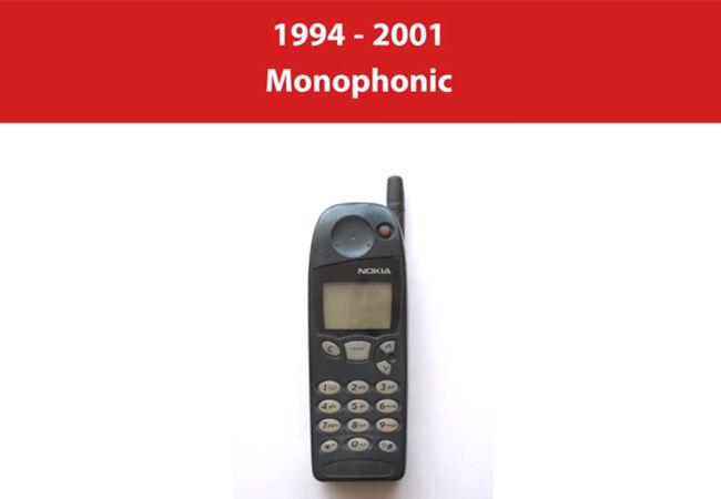 Ringtone Legendaris Nokia 1 22f83