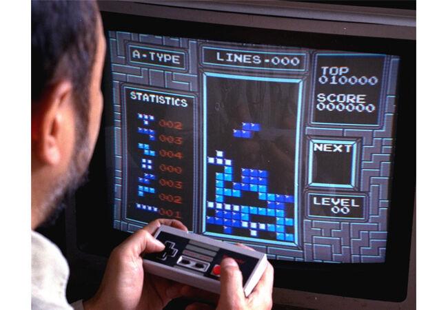 Game Tetris 2 F8859