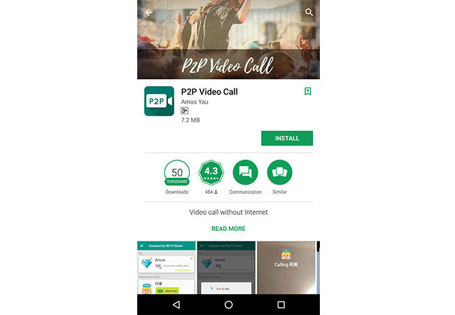 How to Free Video Call on Android Without Internet and Toll