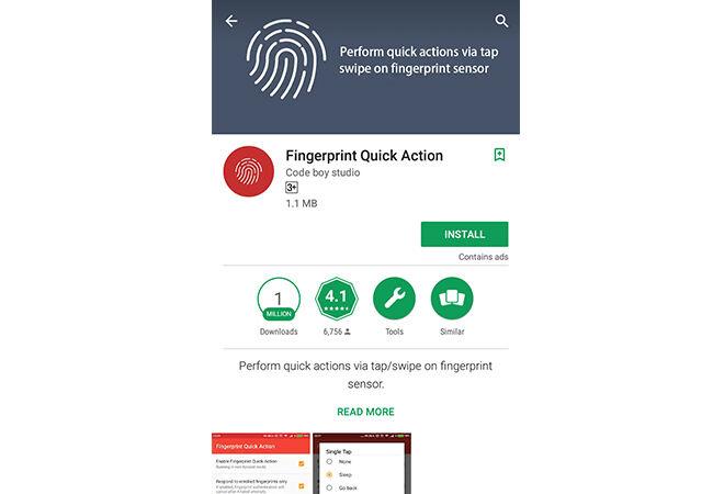 Cara Membuka Aplikasi Dengan Fingerprint 1 81b9d