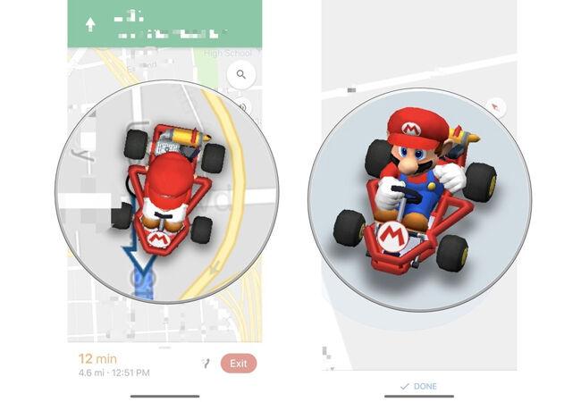 Cara Main Mario Kart Google Maps 5 65500