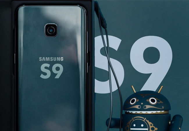 Samsung Galaxy S9 A4666