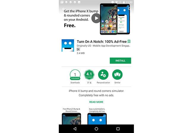 Cara Pasang Poni Android 1 8e770