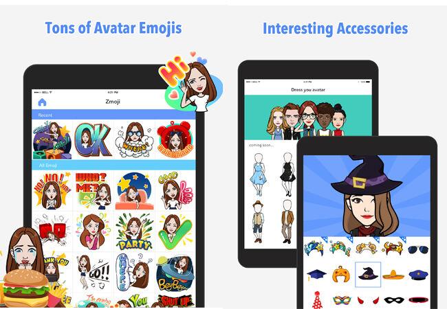 Aplikasi Emoji Galaxy S9 1 D9b78