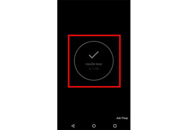 Cara Kirim File Android 6 600f8