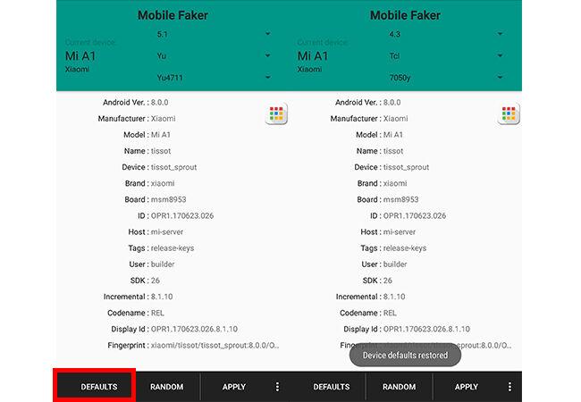 Ganti Hp Android 7 0e069