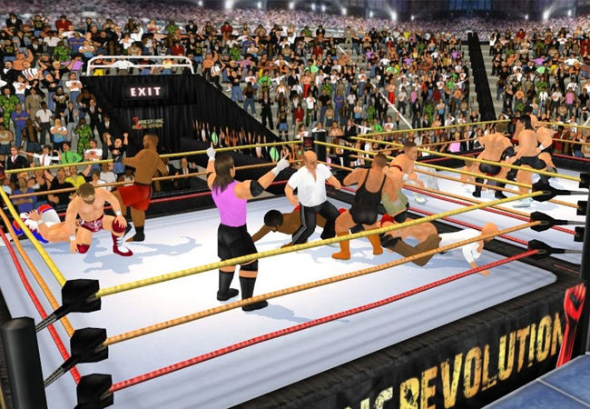Game Smackdown 4 31d16