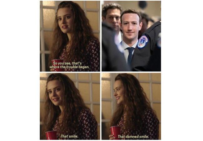 Meme Zuckerberg 7 B4990