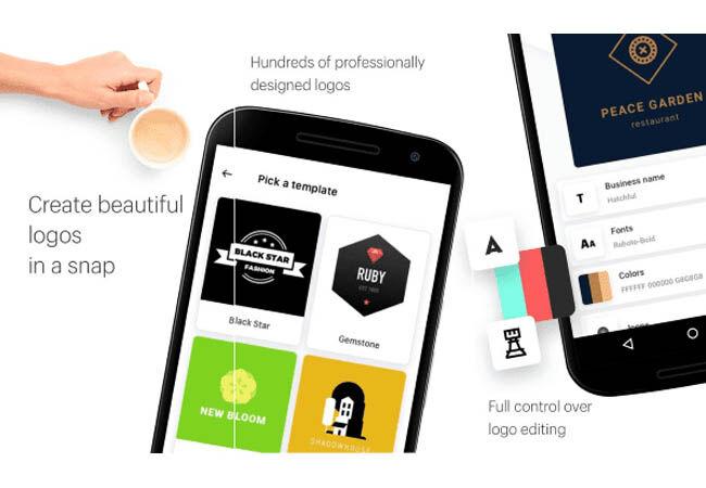Inilah Aplikasi Pembuat Logo Terbaik di Android