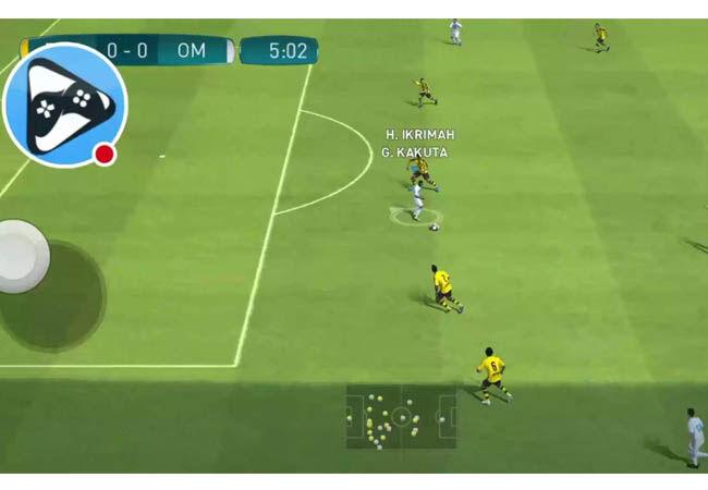 Pes Fifa Mobile 93c3b