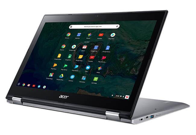 Acer Chromebook Spin 15 086de