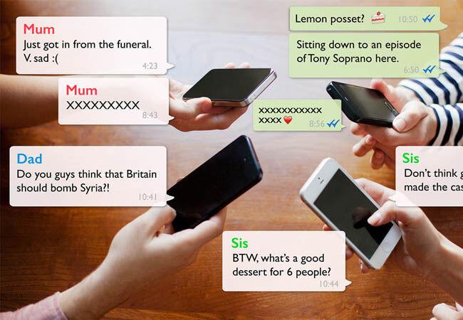 Nama Grup Whatsapp Keluarga D6dac