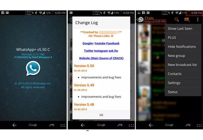 Aplikasi Whatsapp Terlarang 3 82b0d