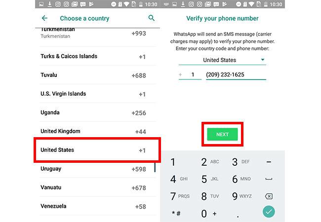 Cara Daftar WhatsApp Pakai Nomor Luar Negeri | Keren
