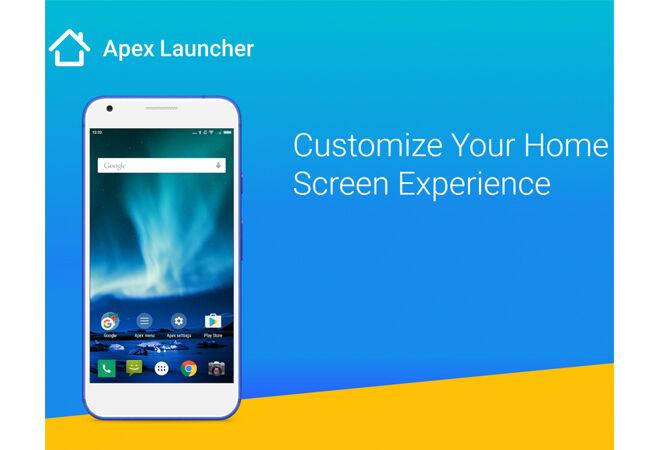 aplikasi apex launcher