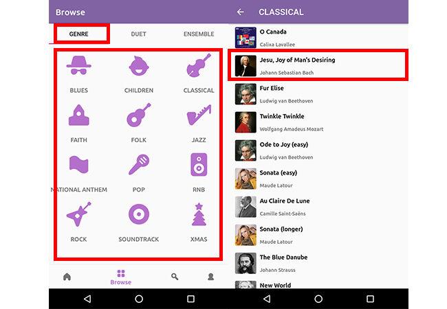 Cara Les Musik Di Android 4 7b990