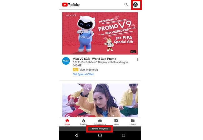 Youtube Aman Android 4 371dd