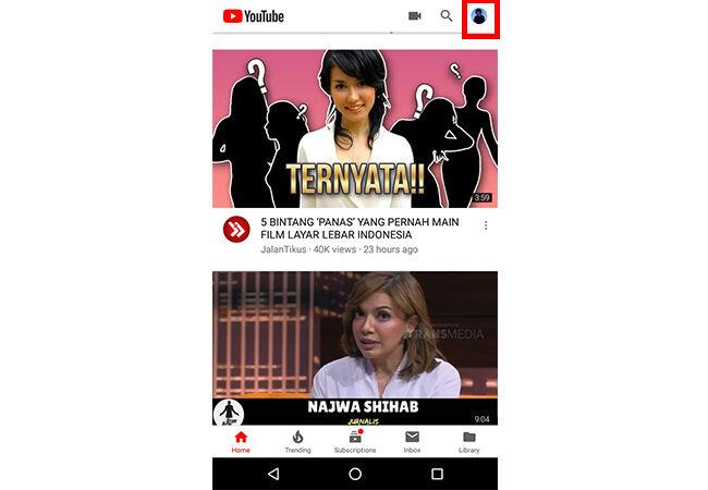 Cara Mengaktifkan Dark Mode Youtube 1 F773c