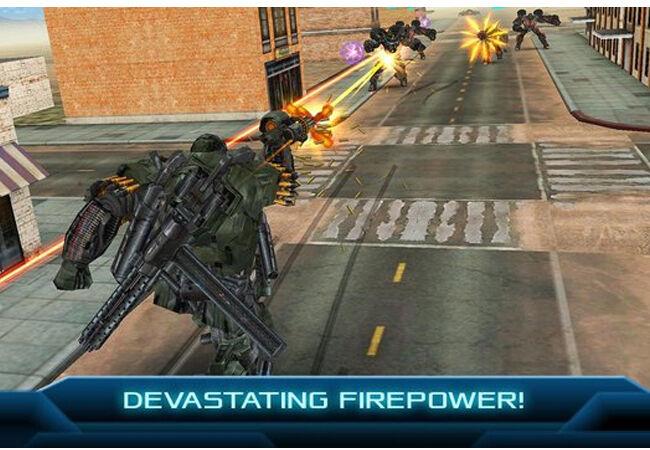 Game Robot Offline 7 7384d