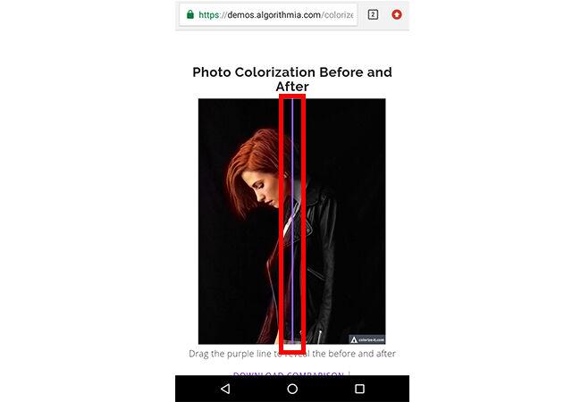 Cara Ubah Foto Hitam Putih Jadi Berwarna 4 D3dfb
