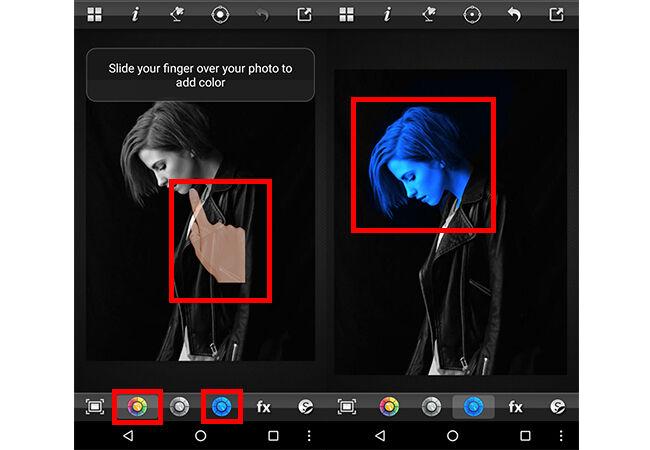 Cara Ubah Foto Hitam Putih Jadi Berwarna Android 3 F83fd