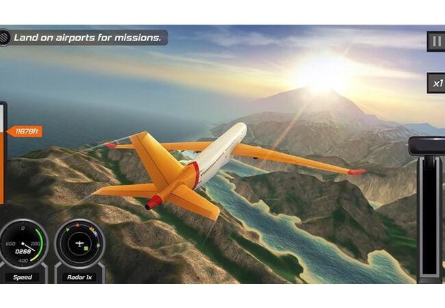 15 Game Simulator Pesawat Terbaik 2018 - PC Android ...