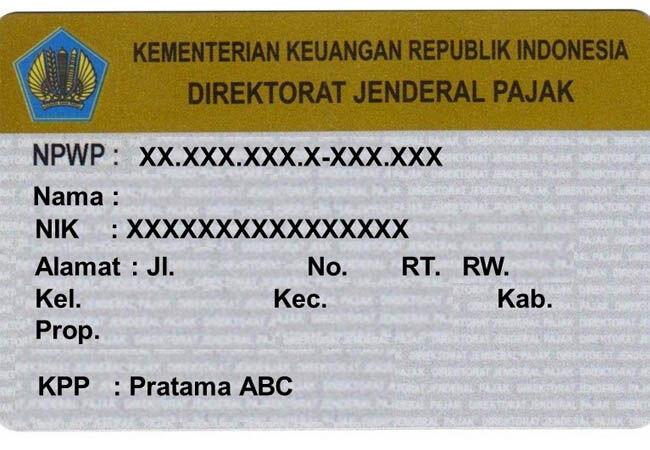 Kartu Npwp 1 Fe9e7