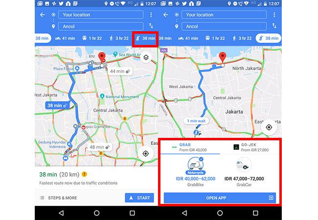 Cara Pesan Ojol Menggunakan Google Maps 3 3f99a