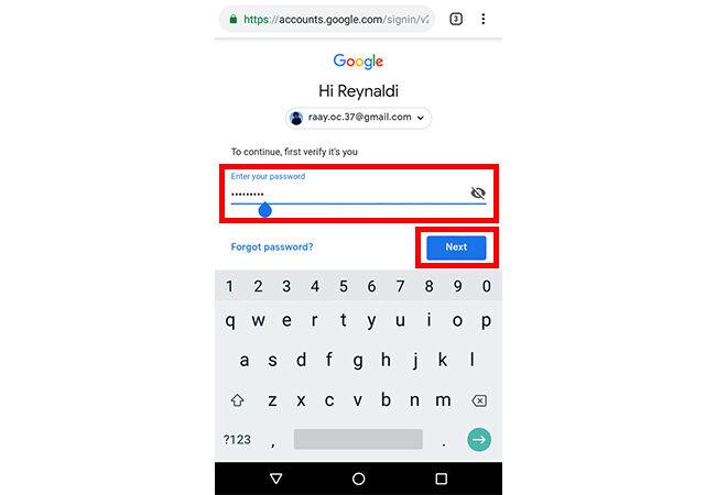 Cara Hapus Akun Google Android 3 Dc9bb