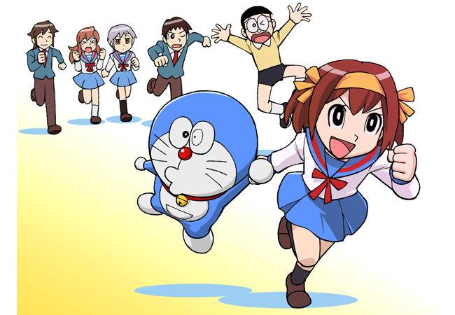 Gambar Lucu Kartun Doraemon 1 38612