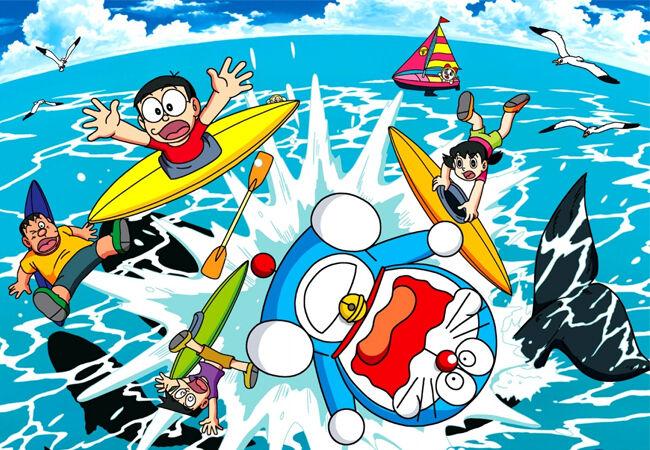 Gambar Lucu Kartun Doraemon 10 E0934
