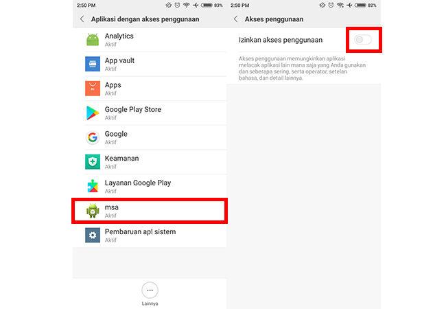 Cara Menghilangkan Iklan Di Hp Xiaomi 4 5ccbd