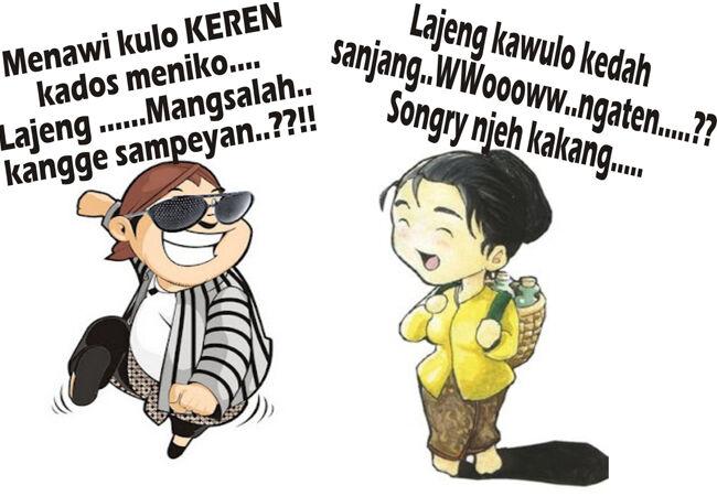 Kata Kata Lucu Bergambar Bahasa Jawa 4 6aaf9