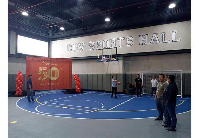 Cgv Sports Hall 407b4
