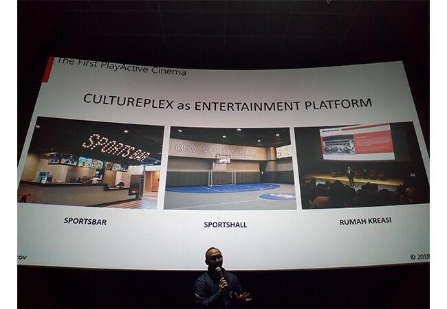 Cultureplex Cgv 58656