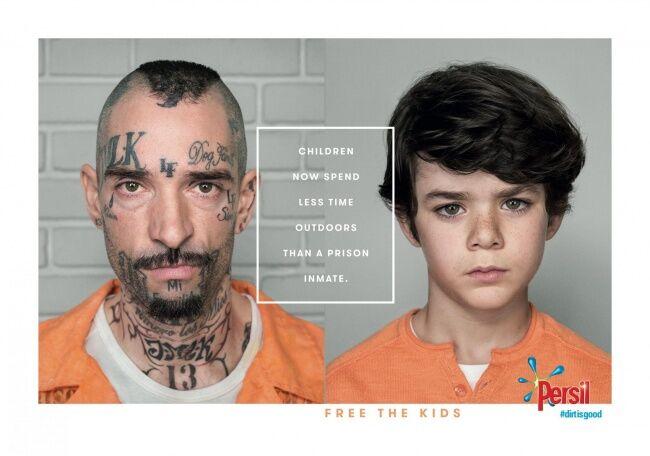 Ada Anak Anak Yang Menghabiskan Lebih Sedikit Waktu Di Luar Daripada Tahanan Penjara