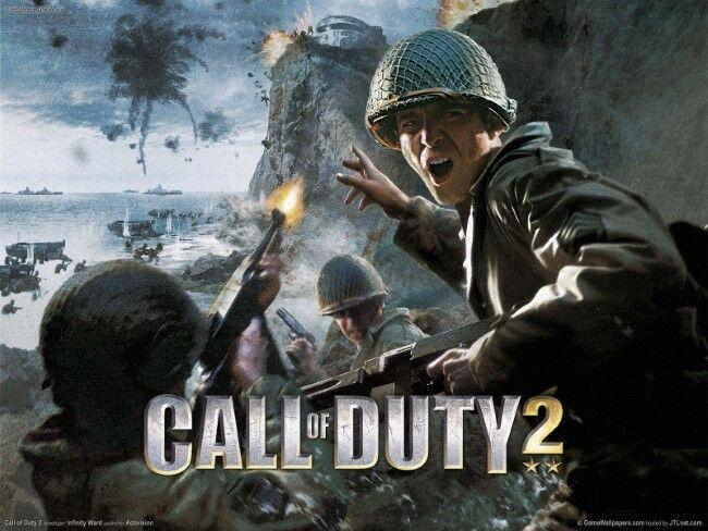 Wallpaper Call Of Duty 2 1600 1200 1 Custom 18d9b