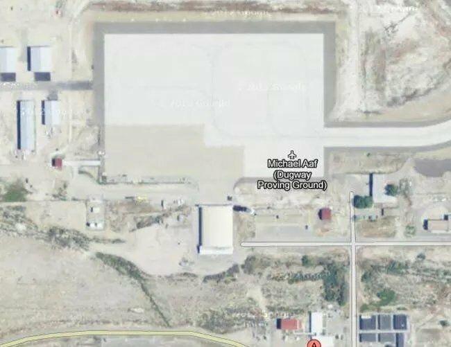 Tempat Misterius Google Maps 2 3b04c