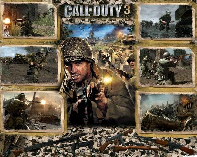 Wallpaper Call Of Duty 3 Desktop Pc 1280 1024 Custom 8daa4