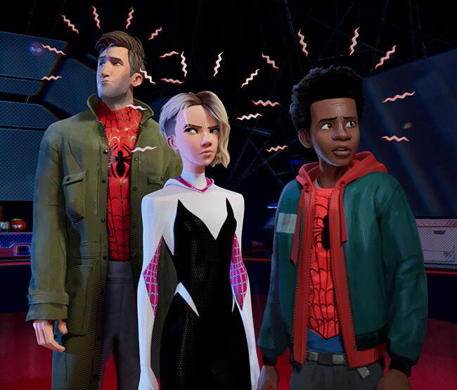 Spiderman Inside 2 B5ffa